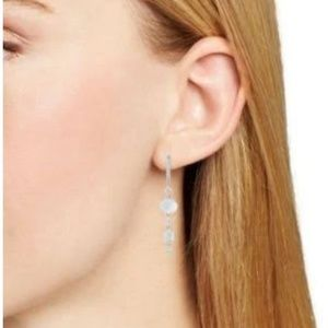 NADRI BLOOM DROP EARRINGS, NWT, $110